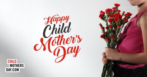 Save The Children: Happy Child Mother's Day, 1 Print Ad by J. Walter Thompson New York