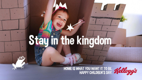 Kellogg's: Stay in kingdom Digital Advert by Pico Adworks