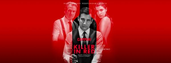 Campari: Killer in Red Digital Advert by Filmmaster, J. Walter Thompson Manila