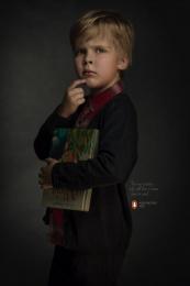 Penguin Books: William Print Ad by Prolam Y&R Santiago