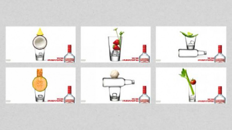 Smirnoff: Smirnoff Pure Potential [image] 6 Digital Advert by Special Group NZ