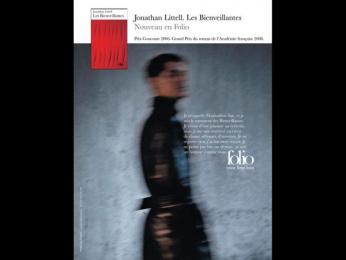 "Folio: ""Jonathan Littell"" Print Ad by Quelle Belle Journee"