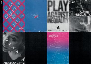 espnW: Inequality Balls  [image] 2 Design & Branding by Africa Sao Paulo