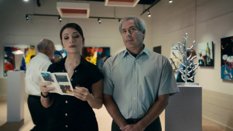Mitsubishi Electric US Cooling & Heating Division:: Museum Film by Ames Scullin O'Haire Atlanta, Golf Channel