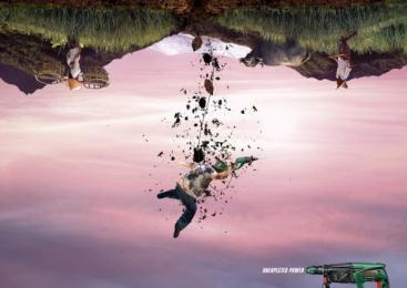 Bosch: Unexpected, 3 Print Ad by Miami Ad School Hamburg