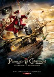 Sky cinema HD: Pirates of Christmas Print Ad by Grey United Milan
