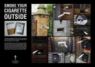 Fares: Fares Cigarette Print Ad by Lg&f