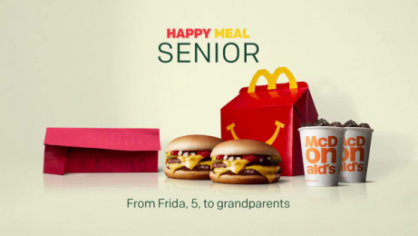 McDonald's: Happy Meal Senior Film by DDB Stockholm