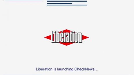 CheckNews.fr: CheckNews Film by J. Walter Thompson Paris