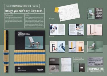 Hornbach: Hornbach Print Ad by Heimat Berlin