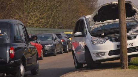 London Taxi: Stay Fare Mayor Film by VisMedia