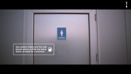 Red Cross: Button For Help [video] Outdoor Advert by Emote Productions, New Moment New Ideas Company Belgrade