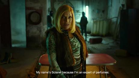 Sky Tv: Scianel Film by Publicis Italy
