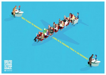 Cambridge University Press: Cambridge University Press Print Ad by TBWA\Espana Madrid