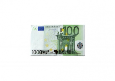 Dfc Deutsche Fundraising Company: Donate for Africa, 2 Design & Branding by Scholz & Friends Berlin