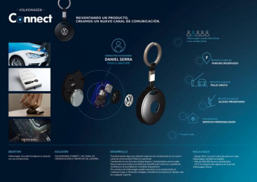 Volkswagen: Volkswagen Connect [image] Case study by DDB Madrid