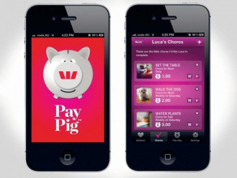 Westpac: PayPig Digital Advert by Lavender*