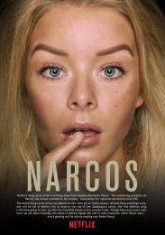 Netflix: Drug Print Ad by Team collaboration