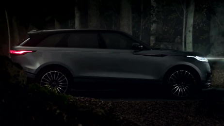 Range Rover Velar: Night Sound Film by Gorgeous Enterprises, Spark 44 London