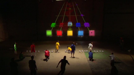Umbro: Football Hero Film by Sony Music Creative Services