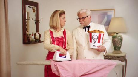 Kentucky Fried Chicken (KFC): What's for Dinner? Film by Wieden + Kennedy Portland