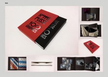 Issey Miyake: 100 Graphics By Homme Plisse Issey Miyake, 10 Design & Branding by Boat Tokyo, Grandpa Tokyo, Q Tokyo