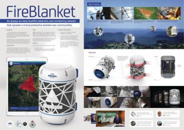 NRMA: Design & Branding Ambient Advert by M&C Saatchi Sydney