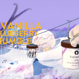 Talenti: New Flavors Film by Fallon, Nomint Motion Design