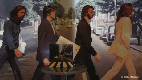 Volkswagen: Abbey Road with Park Assist, 3 Print Ad by DDB Stockholm
