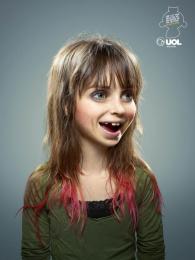 UOL parental Control: Childhood, 2 Print Ad by Africa Sao Paulo