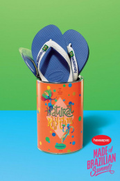 Havaianas: Made of Brazilian Summer, 5 Design & Branding by ALMAP BBDO Brazil