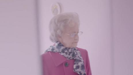 Harvey Nichols: The 100 Year Old Model [video] Film by adam&eveDDB London
