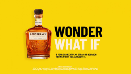 Longbranch Bourbon: Wonder What If, 2 Film by Akqa San Francisco