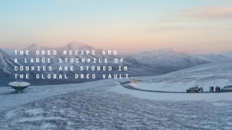 Oreo: Global Oreo Vault - For All Humankind Film by 360i, Heard City, The Community Miami, World War Seven