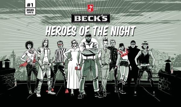 Heroes Of The Night, 2