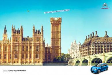 Citroen C3: C3 Zenith, 4 Print Ad by True Lima