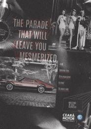 Volkswagen: Parade Print Ad by G Marketing Comunicação