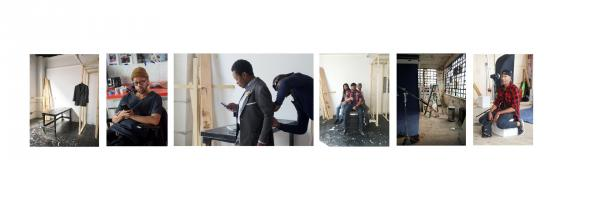 Suited: Untagged Behind the Scenes Posts Print Ad by Hbo