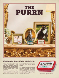 Altoids: The Curious Afterlife of a Tin, 2 Print Ad by Energy BBDO Chicago