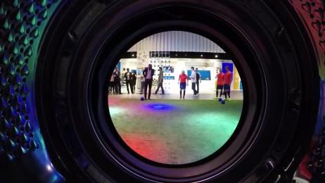 Beko: Washing Machine Challenge with Eric Abidal Film by Fleishman Hillard