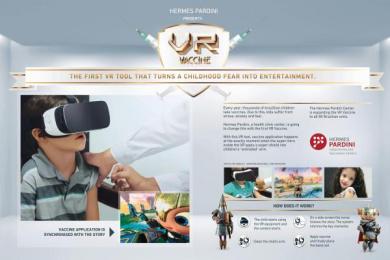 Hermes Pardini: Vr Vaccine [image] Digital Advert by Ogilvy Sao Paulo, Vetor Filmes