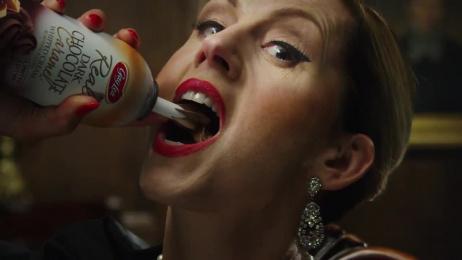 Gay Lea Real Dark Chocolate Whip Cream: Snob Woman Film by Agency59 Toronto, Kith + Kin