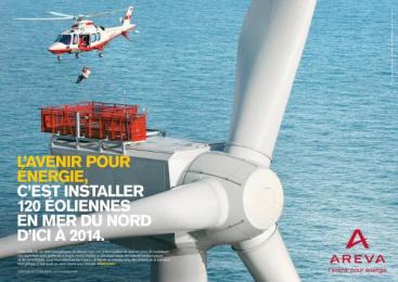 Areva: The Future for energy, 4 Print Ad by Havas Worldwide Paris