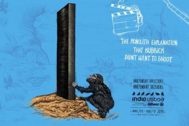 IndieLisboa 11th International Independent Film Festival: A Space Odyssey Print Ad by Leo Burnett Lisbon