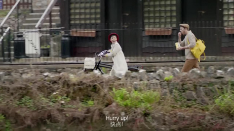 Lays: A moment in time Film by Civilization China, Gravity Films