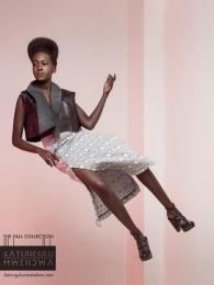 Katungulu Mwendwa: The Fall Collection, 2 Print Ad by Isobar Nairobi