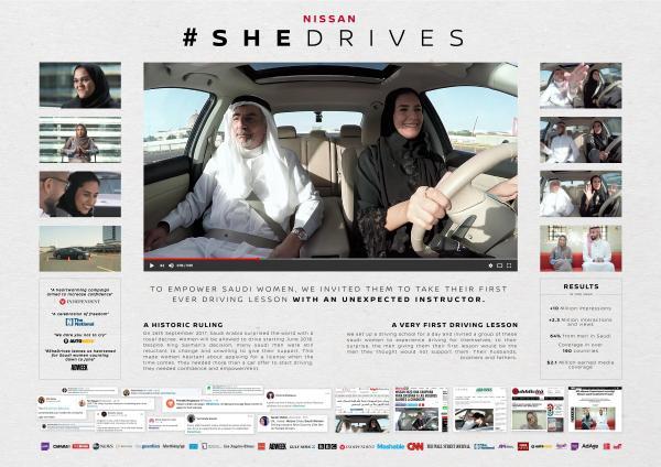 #Shedrives [image] 2