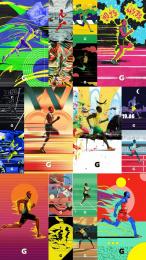 Gatorade: 41 Steps Digital Advert by TBWA\Chiat\Day Los Angeles
