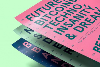 Beat Film Festival: Beat Film Festival Posters, 1 Design & Branding by BBDO Moscow
