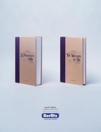 Berlitz: Oz Print Ad by Rethink